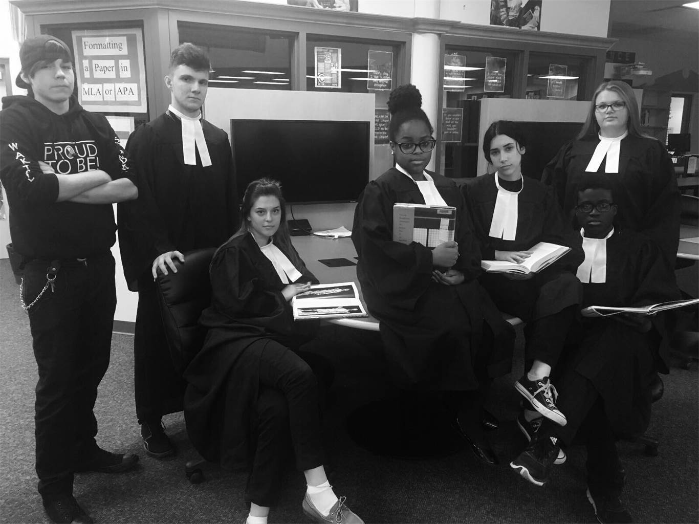 Cathedral Mock Trial Team