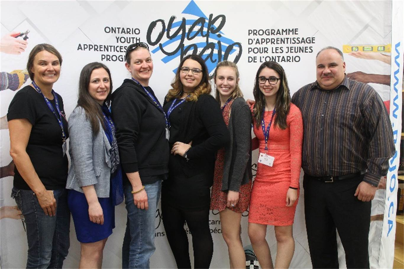 Pathways event encourages girls to consider careers in the trades
