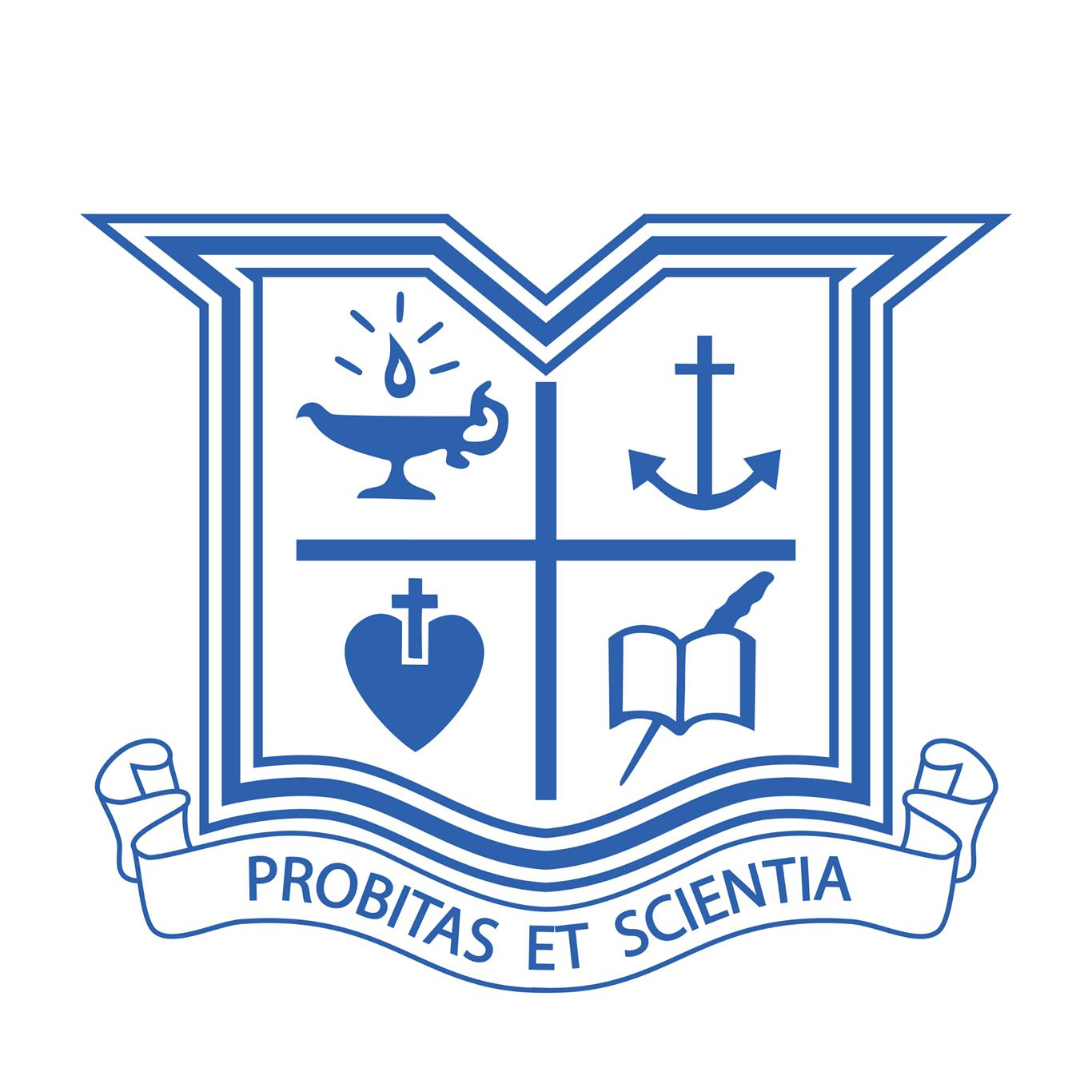 The Cathedral High School Crest
