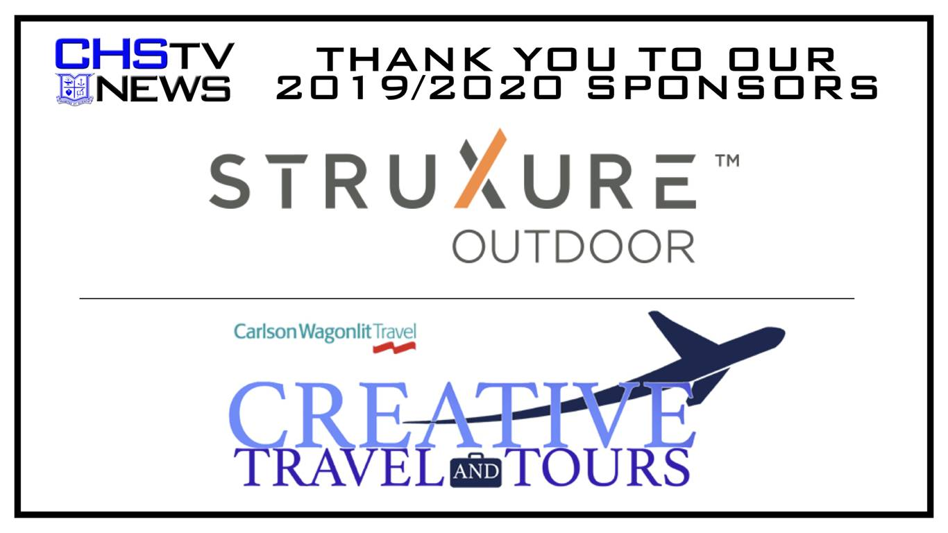 Thank you to our 2019/2020 sponsors!