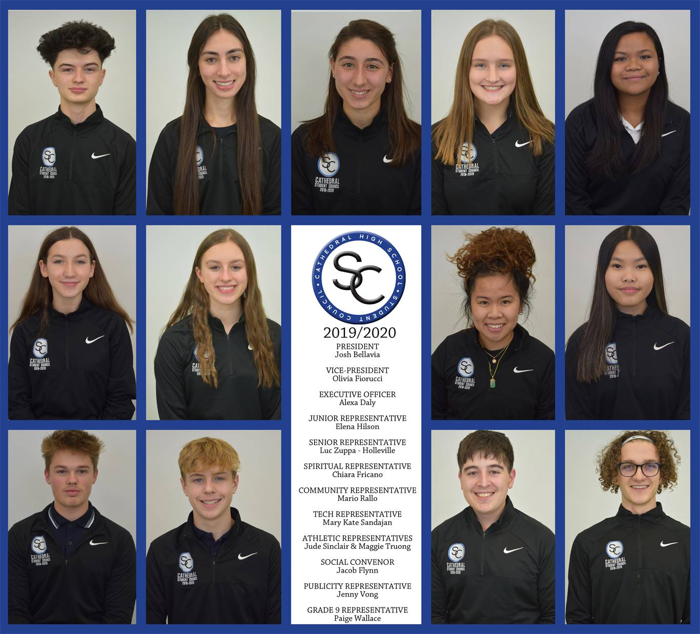 2019/2020 Student Council